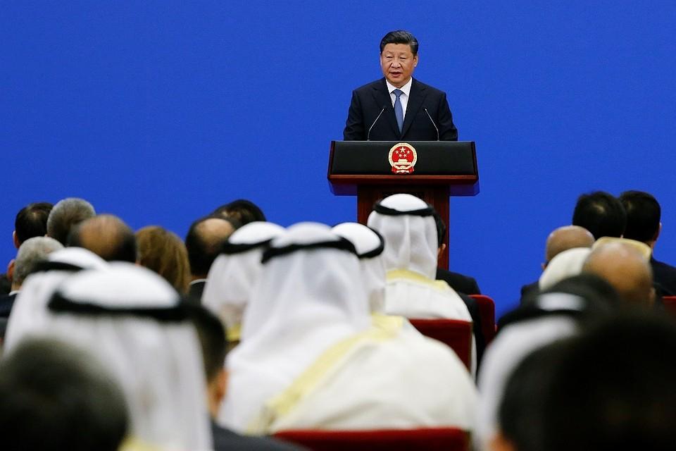 СиЦзиньпин пообещал арабским странам кредиты на $20 млрд игуманитарную помощь