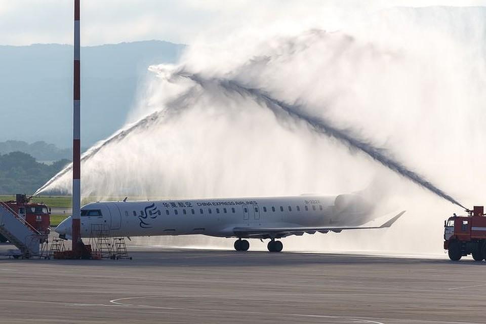 Владивосток: Официально открыт международный авиарейс помаршруту Цицикар