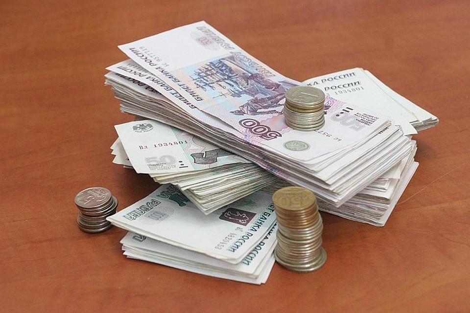 Долги до100 тысяч рублей будут удерживать иззарплаты