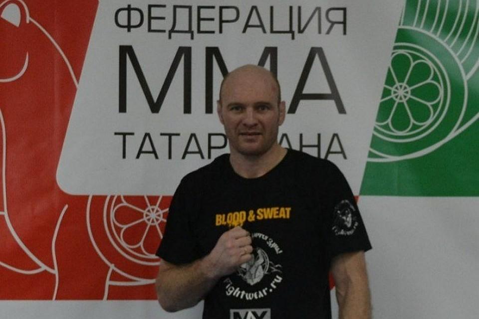 ВТатарстане найден мертвым чемпион Евразии побоям без правил