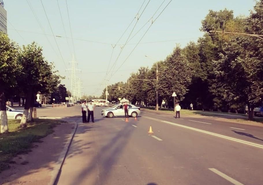 ВУфе иностранная машина  сбила насмерть 12-летнего ребенка