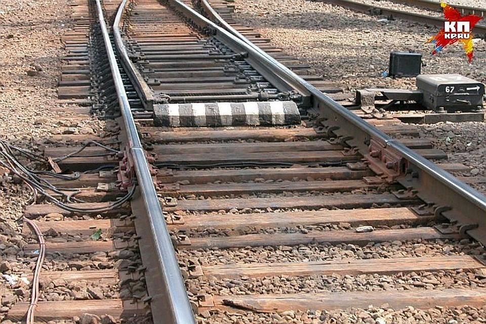 Мужчина похитил 275 тонн металла сжелезной дороги вКрасном Селе