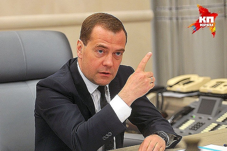 У РФ небыло задачи казнить Саакашвили— Медведев
