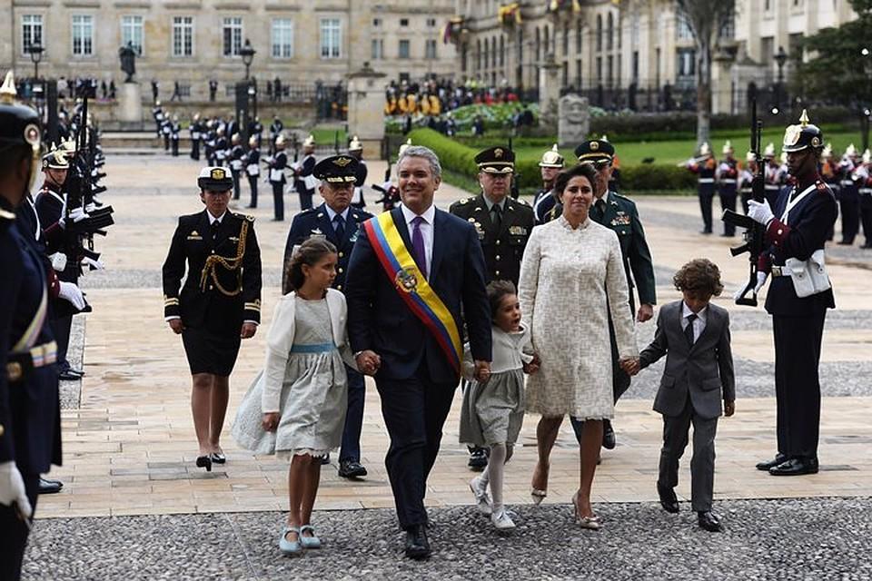 Посольство Палестины поблагодарило Колумбию зарешение признать государство