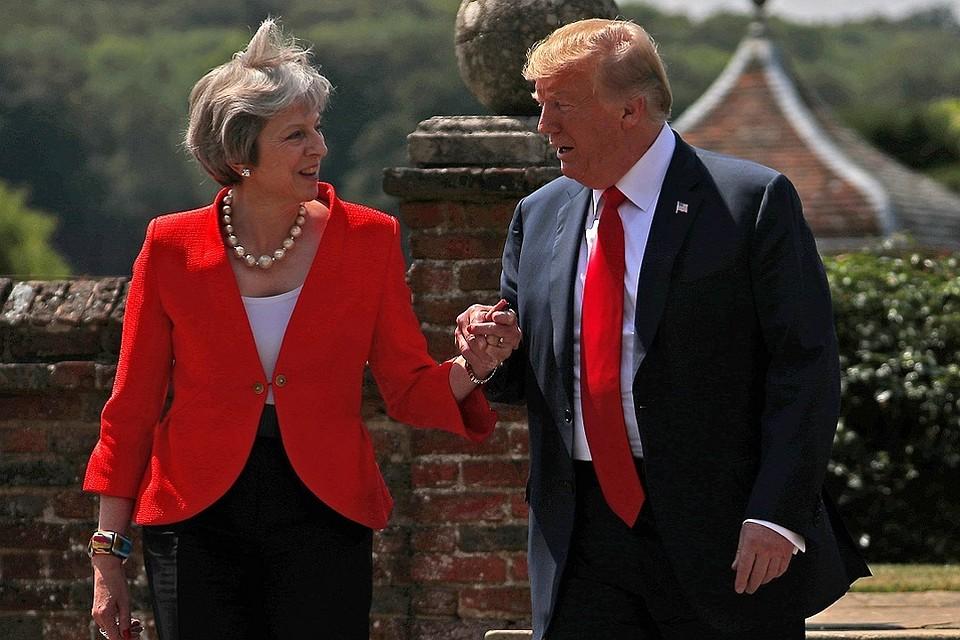 Посол США призвал Англию  встать насторону США повопросу Ирана