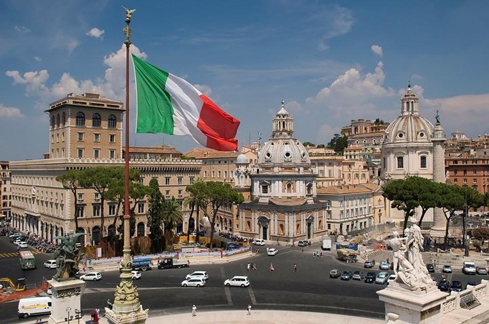 Землетрясение магнитудой 4,9 случилось натерритории Италии