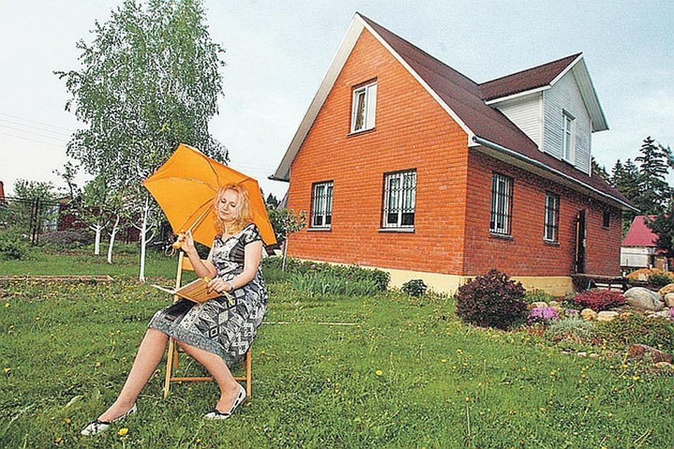 В РФ начнут действовать новые правила строительства иреконструкции дач