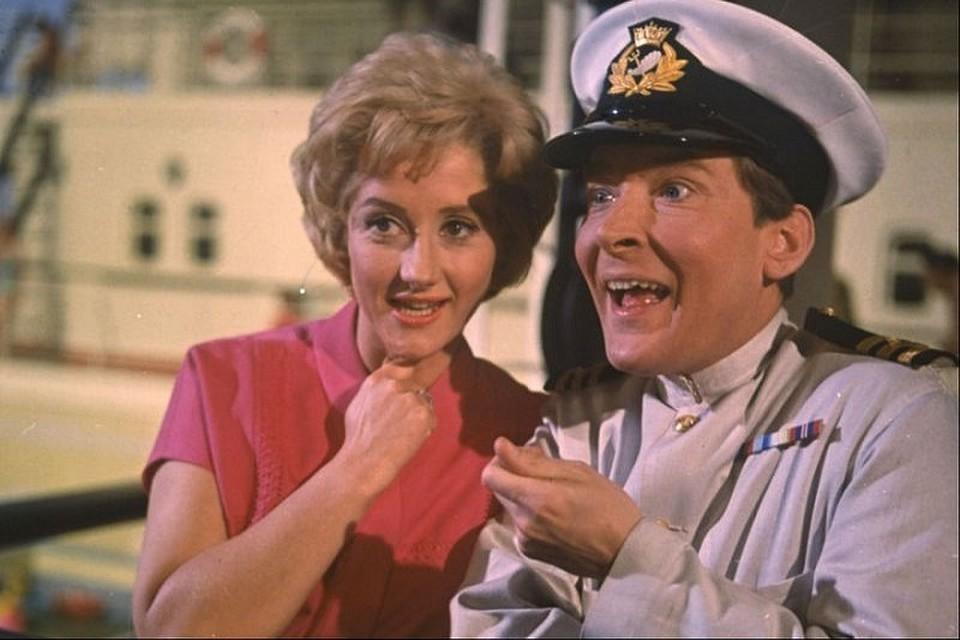 ВСоединенном Королевстве Великобритании скончалась известная комедийная артистка