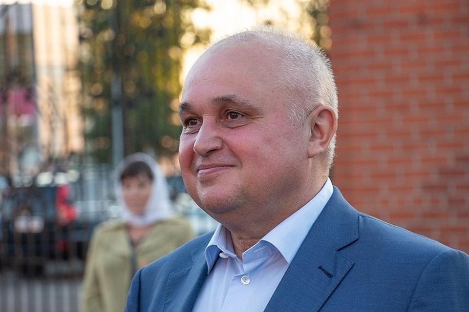 Цивилёв победил навыборах губернатора Кемеровской области