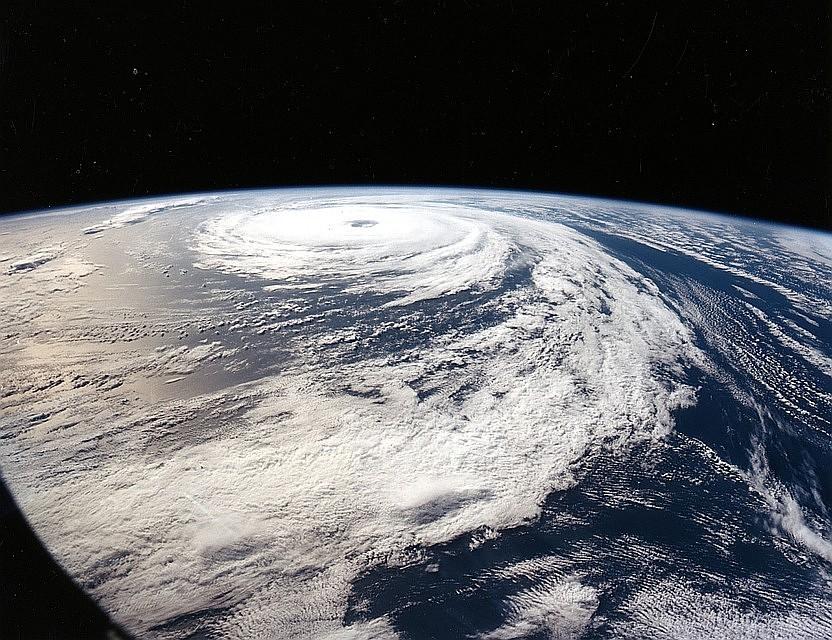 США накроет ураган