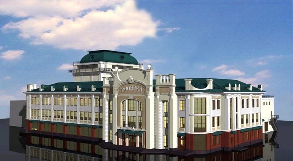 Открытие Омского драмтеатра «Галерка» после реконструкции состоится 2ноября