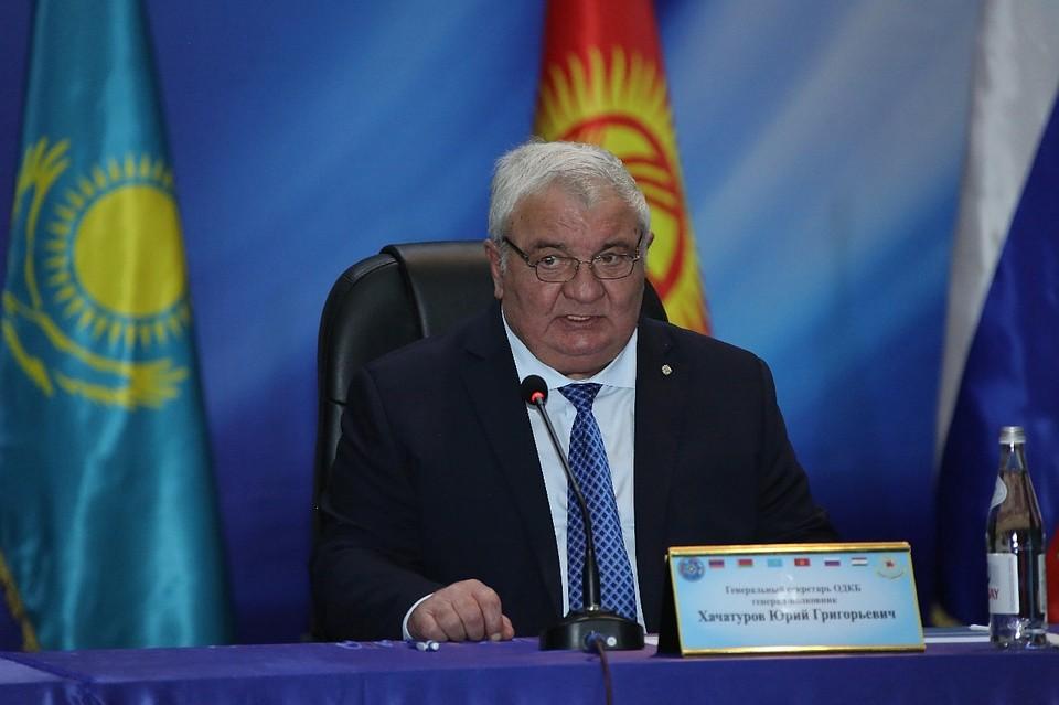 Генерального секретаря ОДКБ преждевременно сняли споста