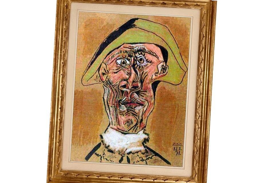 ВРумынии отыскали похищенную картину Пикассо стоимостью 800 тыс. евро