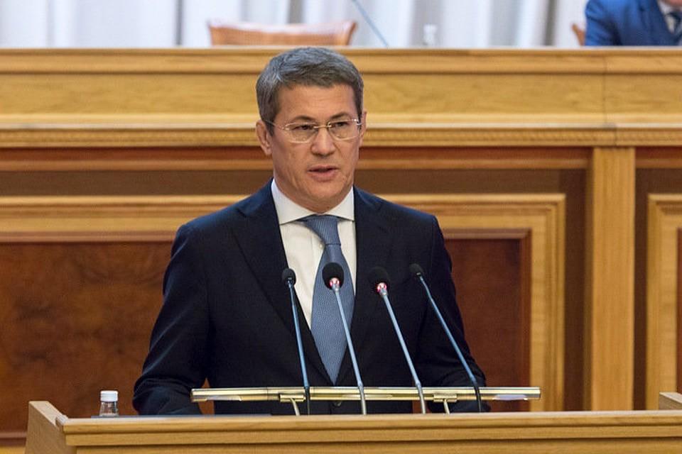 Радий Хабиров объяснил новые кадровые перестановки в руководстве Башкирии