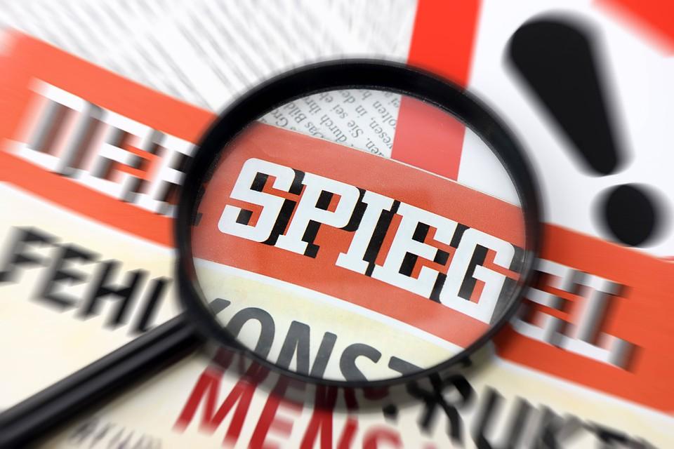 Репортер  Spiegel признался, что напротяжении  7-ми  лет выдумывал части статей