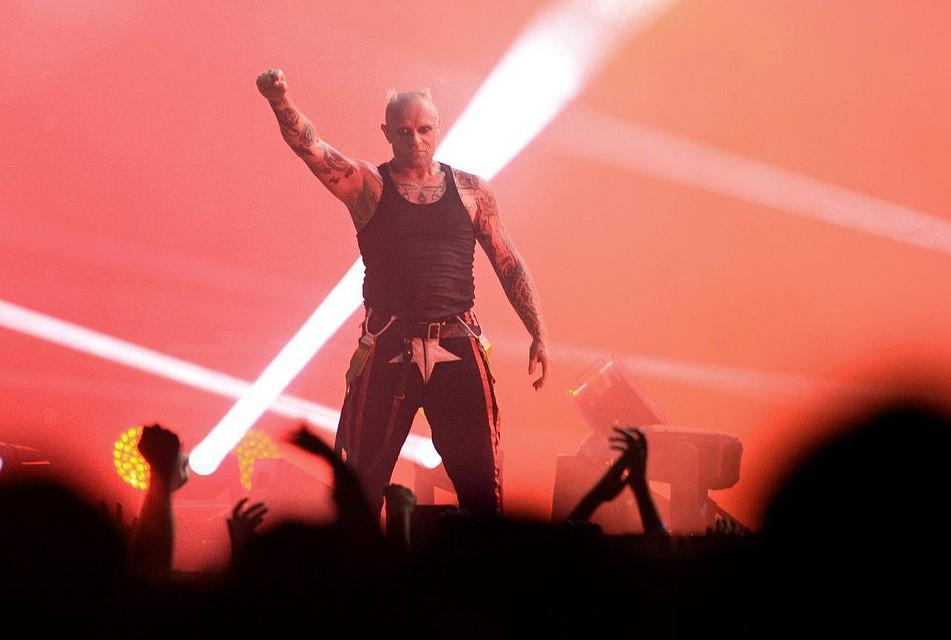 Зенит выразил сожаления всвязи со гибелью вокалиста The Prodigy