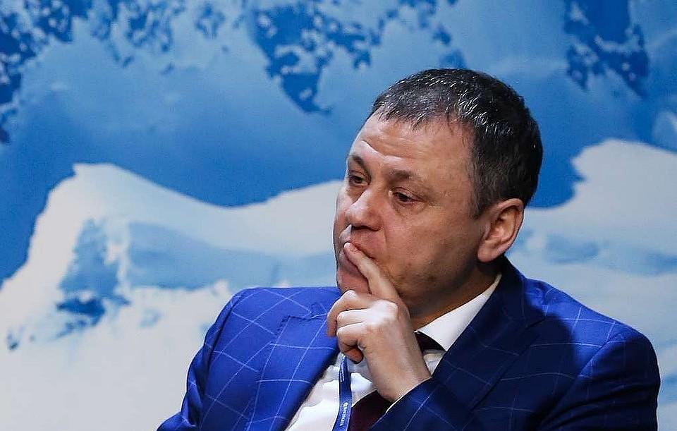 Обвиняемый в трате прежний руководитель банка 'Открытия' Евгений Данкевич заочно арестован