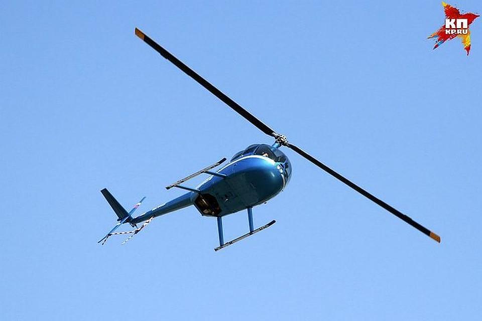 Вертолет сроссиянами упал уберегов Италии— Пилот бесследно пропал