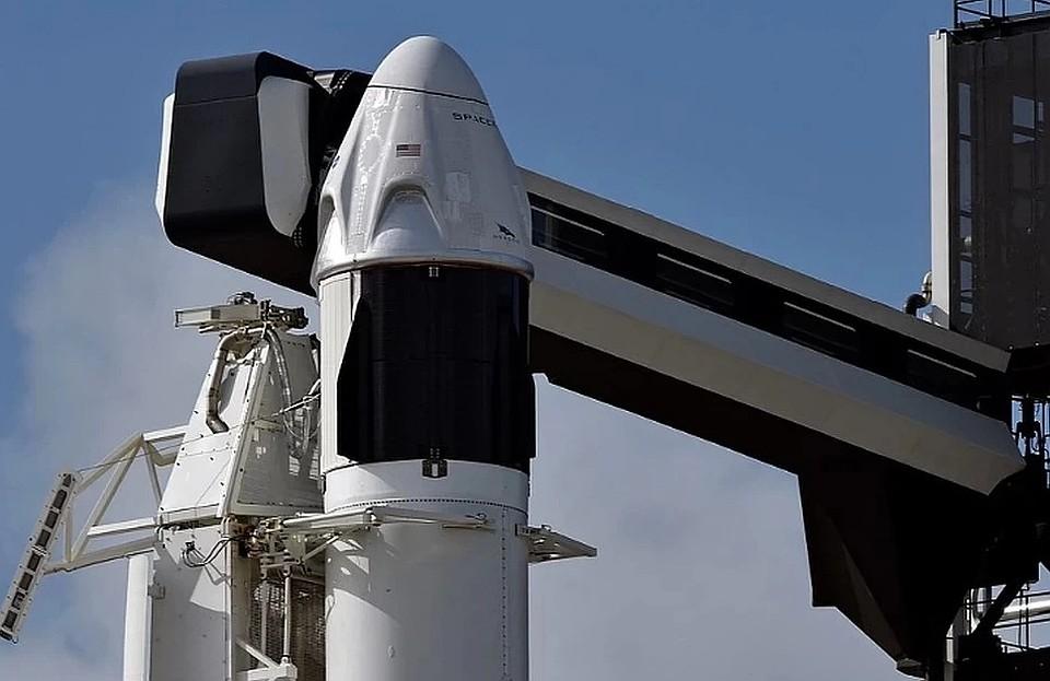 Астронавтка НАСА сравнила посадку на«Союзе» иCrew Dragon
