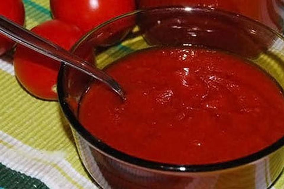 Рецепт кетчуп из помидоров в домашних условиях на зиму