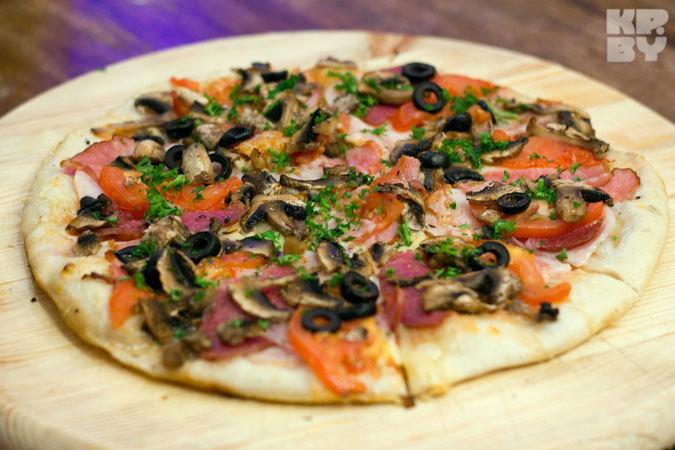 Как сделать пиццу по простому