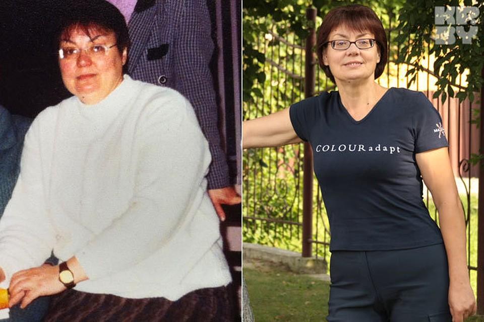 как я похудела за полгода