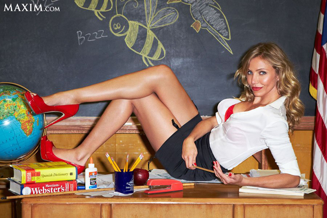секс между преподавателем и ученицей