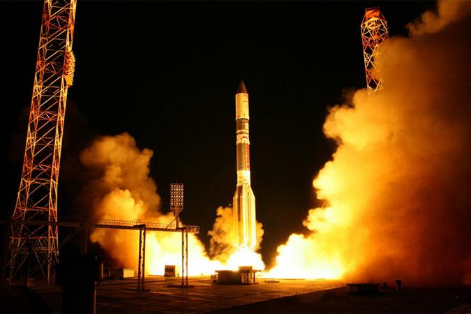 Ракета-носитель не смогла доставить на орбиту мощный спутник связи