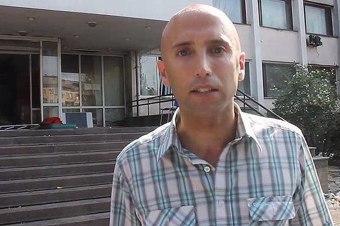 Украинские военные освободили Филлипса в среду вечером