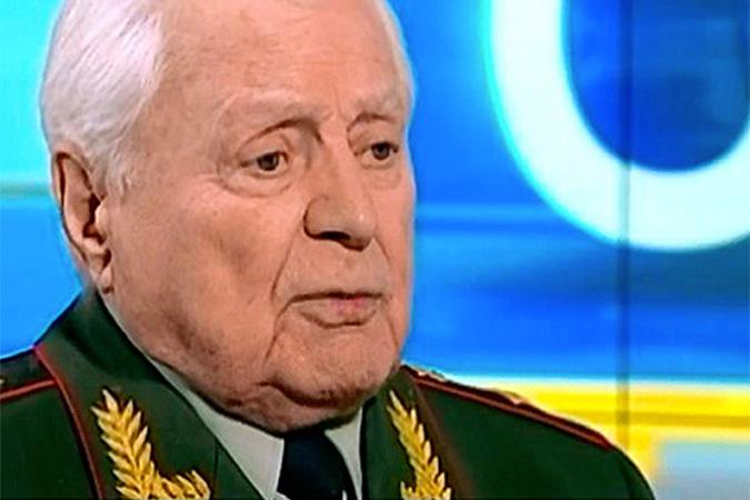 Маршал артиллерии Владимир Михалкин провел параллели между событиями в Славянске и Второй мировой войны