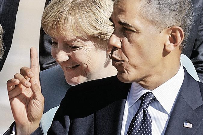 Барак Обама продавливает у европейцев решения, которые часто идут вразрез с интересами самой Европы.