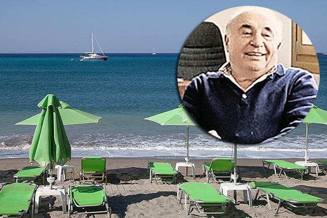 Греческий миллиардер Митсис: Разорился «Лабиринт»? Значит, вы у меня в гостях