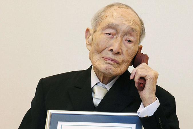 Сакари родился 5 февраля 1903 года в префектуре Фукушима