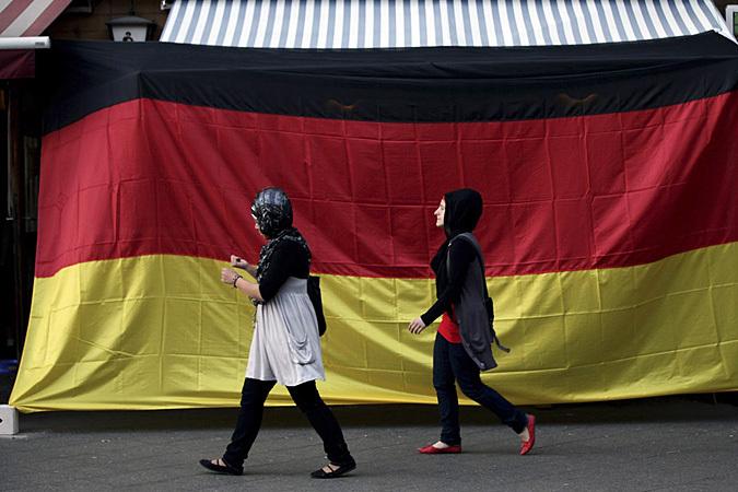 Такой странный немецкий городок без немцев