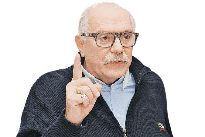 Никита Михалков - Собчак и Макаревичу: «Пошло страдать о фуа-гра и осуждать страну, которая защищает свой суверенитет»