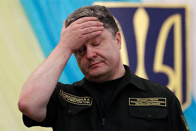 Петр Порошенко подписал закон о санкциях против России