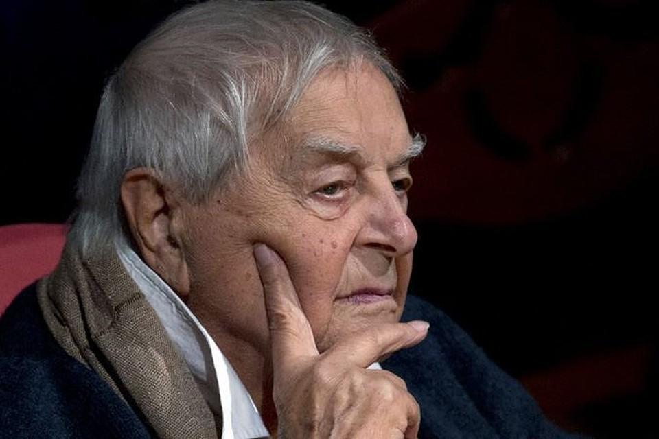 Из жизни ушел Юрий Любимов