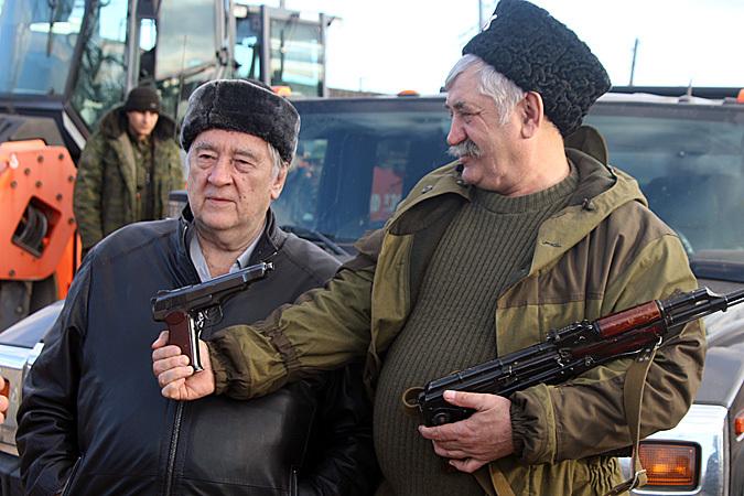 Писатель и журналист Александр Проханов сейчас собирает материал для книги о Новороссии