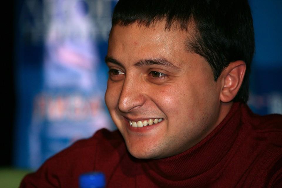 36-летний шоумен выбился в люди во время участия его команды «95-й квартал» в играх КВН в Москве