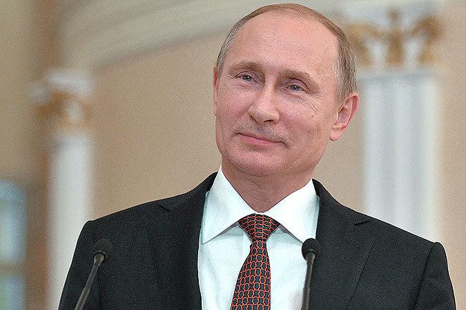 Владимир Путин о переговорах в Минске: Огонь на Украине прекратят в полночь 15 февраля