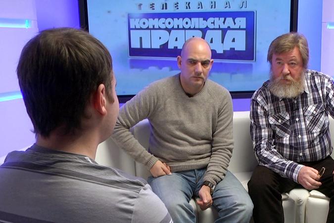 """В декабре этот человек пришел со своим рассказом в """"Комсомольскую правду"""""""