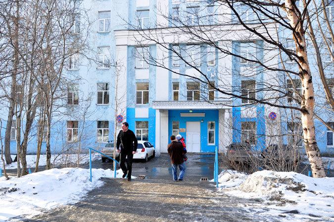 Центральная городская больница бугуруслана
