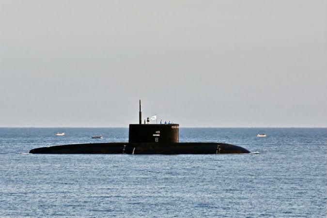 подводные лодки новороссийск служба