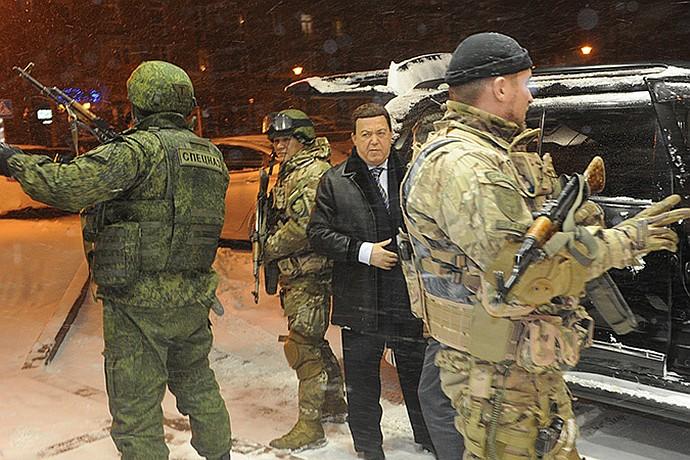 Из Луганска в Донецк Кобзон пробивался поздним вечером, в метель