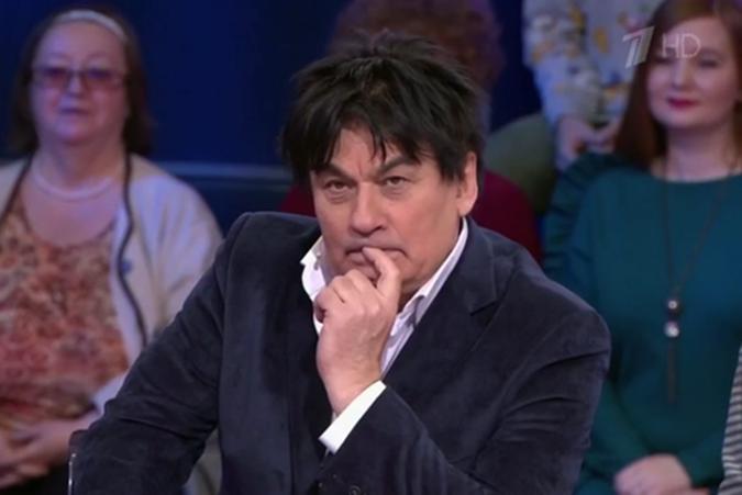 Серов запретил пародировать себя на телеканалах. Фото: Первый канал