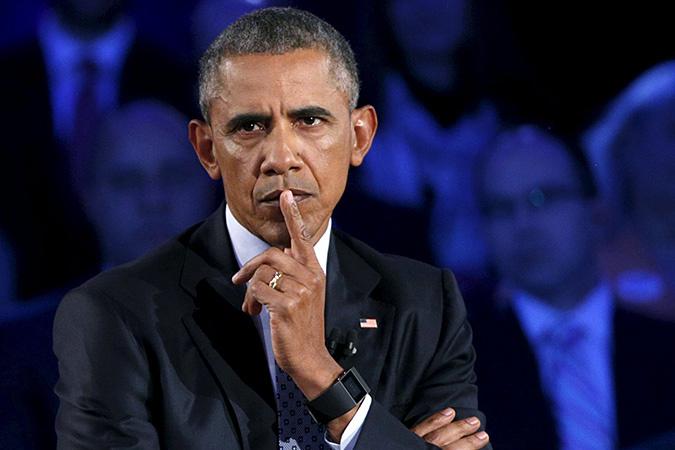 Барак Обама обещал свернуть программу прослушивания телефонных разговоров первых лиц дружественных государств