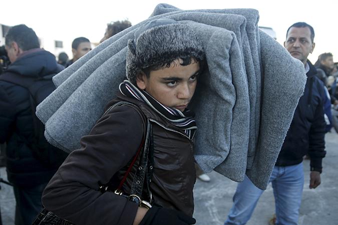 Негодование Вены в первую очередь связано с наплывом беженцев