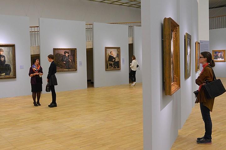 Масштабная выставка произведений художника Валентина Серова проводится в Москве впервые за последние 25 лет