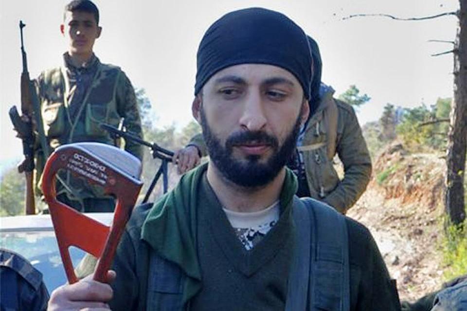Альпарслан Челик, расстрелявший российского пилота подполковника Олега Пешкова, был замечен в Стамбуле
