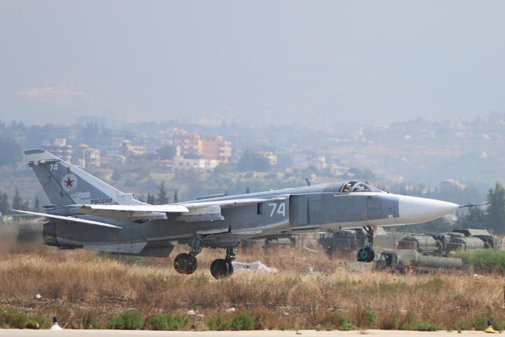 Самолеты ВКС России иной раз в течение одних суток совершают больше боевых вылетов, чем возглавляемая США коалиция за месяц